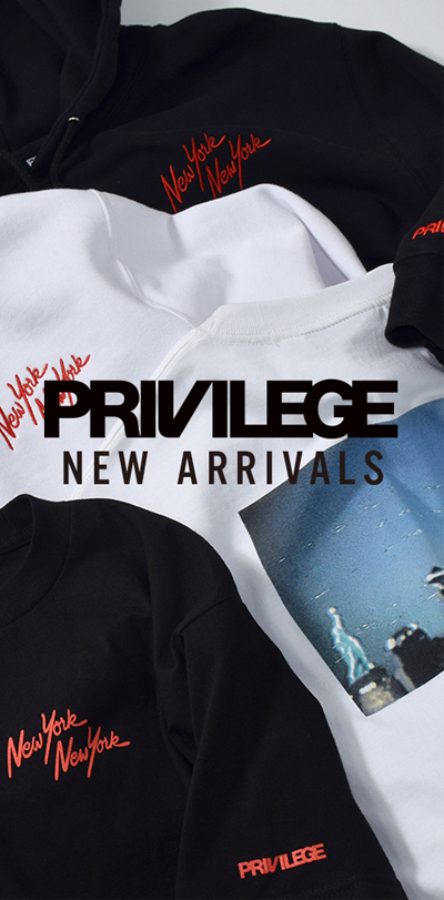 PRIVILEGE NEW ITEM
