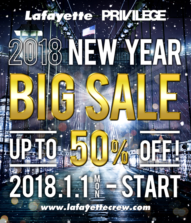 NEW YEAR BIG SALE