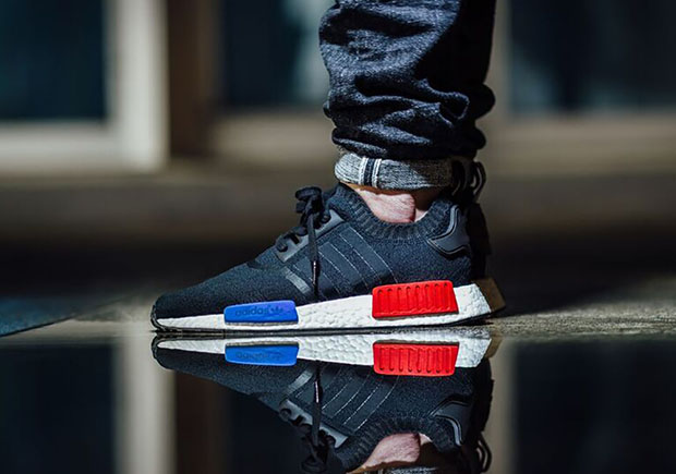 Lafayette BLOG|??????? ??? : adidas nmd black red